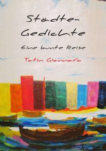 """Cover """"Städte-Gedichte"""" von Tatin Giannaro"""